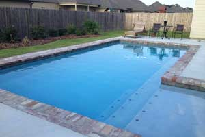 Designer Inground Pool