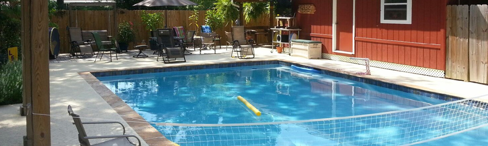 Swimming pools dozier construction construction companies baton rouge la for Homes for sale in baton rouge with swimming pools